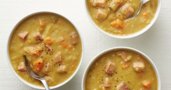 Instant Pot™ Split Pea Soup with Ham