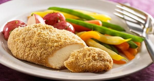 Parmesan Chicken (Gluten-Free Version)