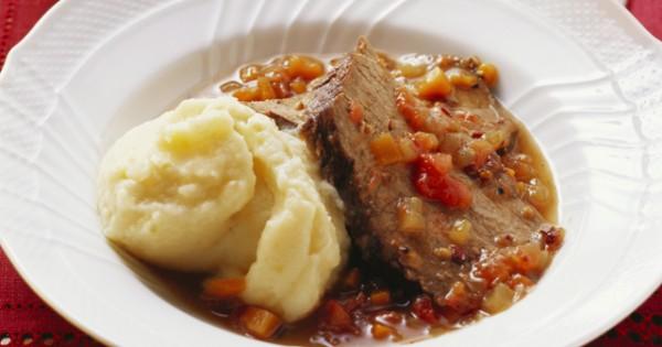 Tuscan-Style Pot Roast