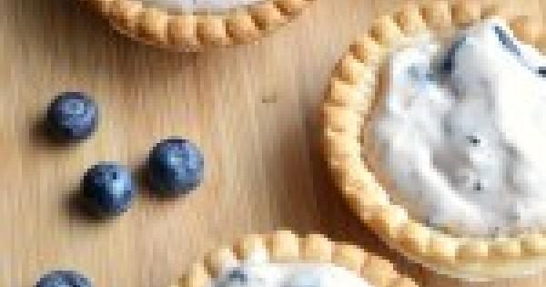 Blueberry Dream Tarts