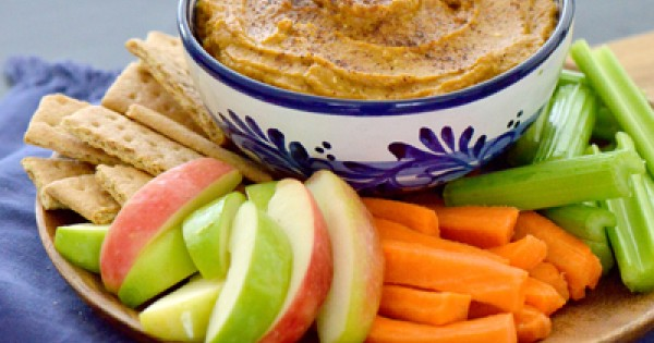 Specaloos Cookie Butter & Pumpkin Dip