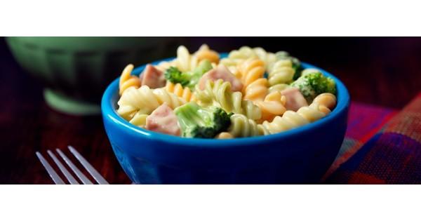 Ham & Broccoli Fusilli