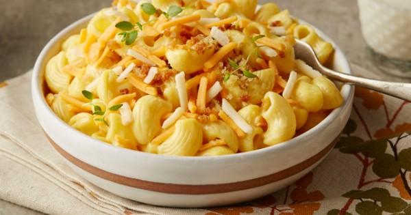 Crispy Macaroni and Cheese