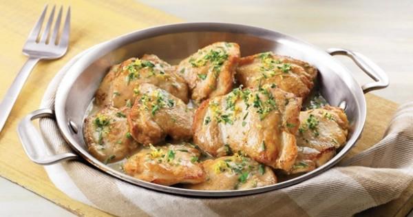 Osso Bucco Chicken
