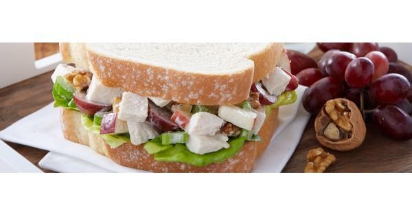 Mom's Chicken Salad Sandwich