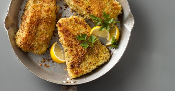 Seared Lemon Pepper Fish