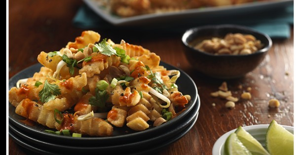 Pad Thai Superfries