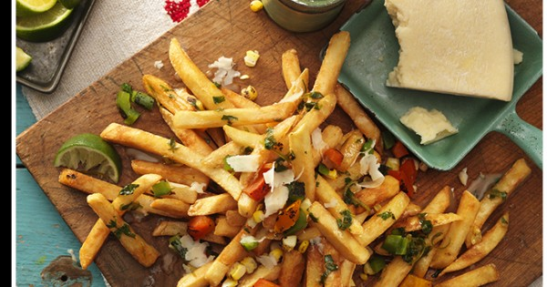 Mexican Fiesta Fries