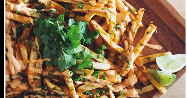 Chili Lime Fries