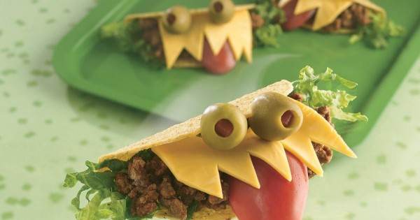 Taco Monster Mouths