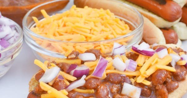 Chili Dog Recipe - Perfect for Camping