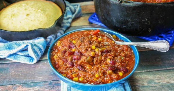 Hunter's Sweet 'n Spicy Chili
