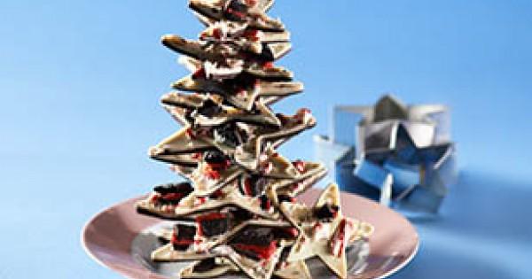 Holiday OREO Bark