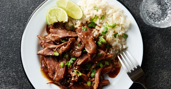 Slow-Cooker Asian Beef