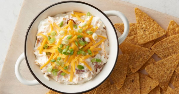 Ranch Crack Dip
