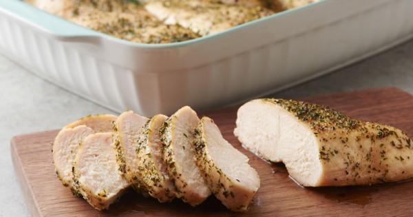 Seasoned Oven-Roasted Chicken