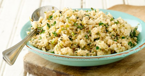 Gluten-Free Paleo Cauliflower