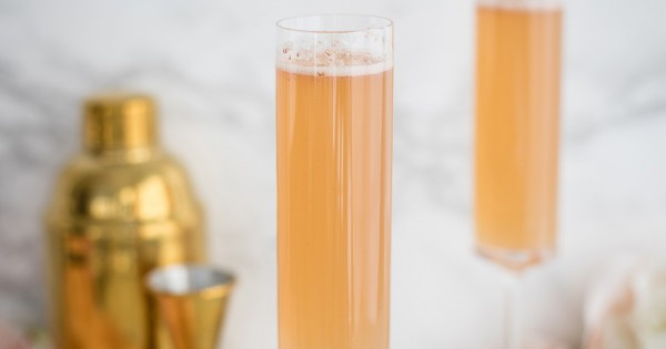 Spicy Sparkling Grapefruit by Monsieur Cocktail