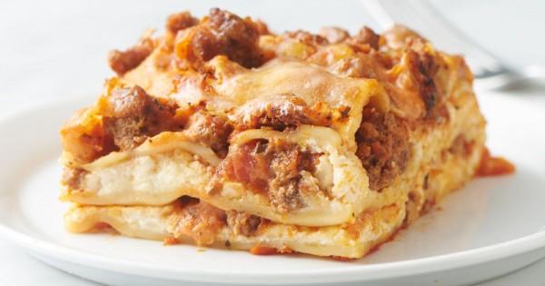 Million-Dollar Lasagna