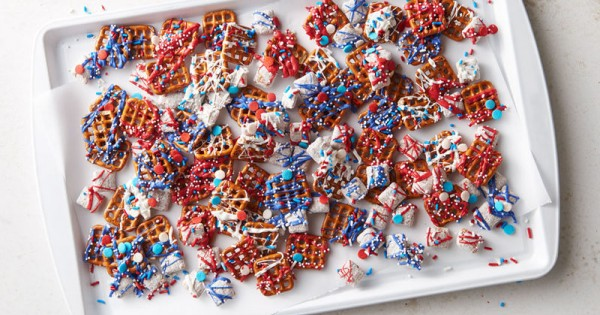 Fourth of July Chex Mix™