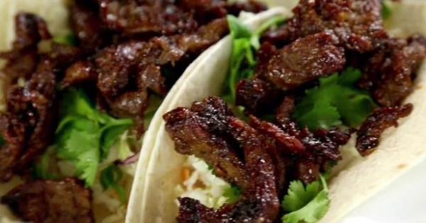 Korean Bulgogi Taco Recipe
