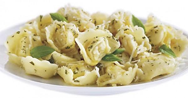 Vegetable Tortellini Salad