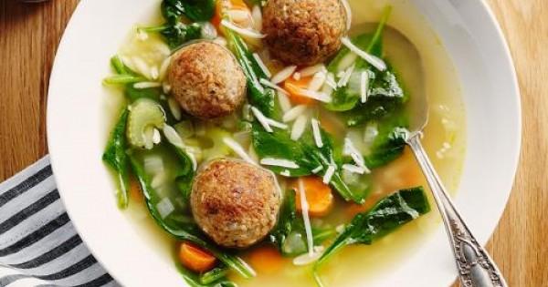 Tuscan Wedding Soup