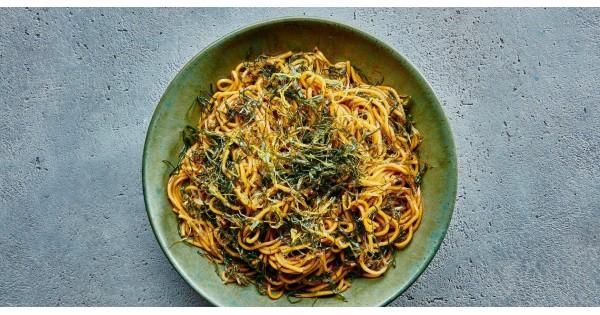 Scallion-Oil Noodles