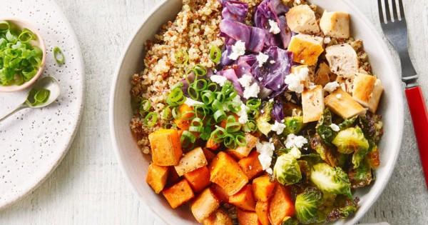 Harvest Quinoa Bowl