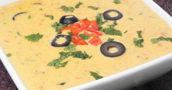 Loaded Queso Fundido