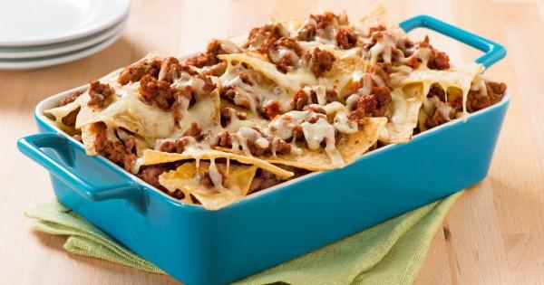 Lasagna Nachos