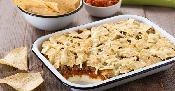 Chili Cheese Bake