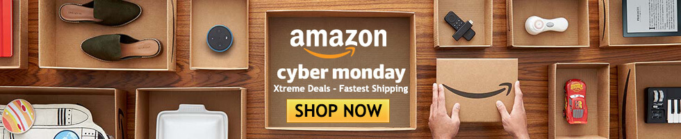 Don't miss Cyber Monday on Amazon.ca !