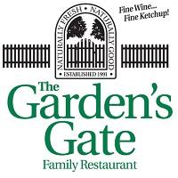 Visit The Garden's Gate Restaurant Online