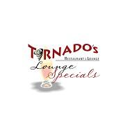Visit Tornado's Restaurant & Lounge Online