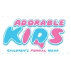 Adorable Kids Fashion online flyer