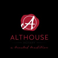Visit Althouse Notary Corp. Online