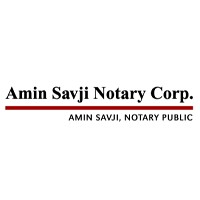Visit Amin Savji Notary Online