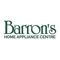 Visit Barron's Home Appliance Online
