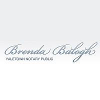 Visit Brenda Balogh Notary Corporation Online