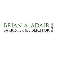 Visit Brian A. Adair Online