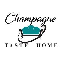 Visit Champagne Taste Home Online