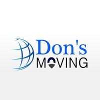 Visit Don's Moving Online
