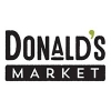 Donald's Market Black Friday / Cyber Monday sale