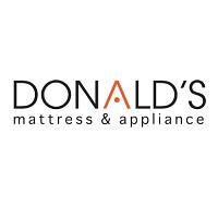 Visit Donald's Mattress and Appliance Online