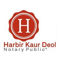 Visit Harbir Kaur Deol Notary Public Online