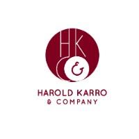 Visit Harold Karro & Company Online