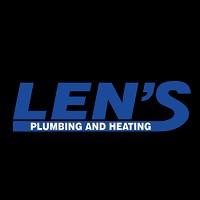 Visit Len's Plumbing and Heating Online