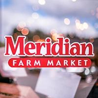 Visit Meridian Farm Market Online