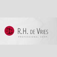 Visit R.H De Vries Law Online